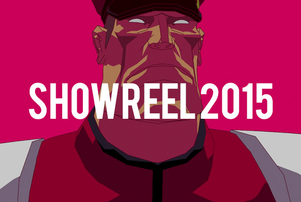Animation/Motion Showreel 2015